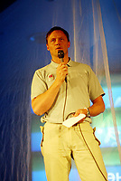 Idrett, 9. juni 2004, presentasjon av OL-kolleksjon foran OL i Athen 2004, Jarle Aambø,
