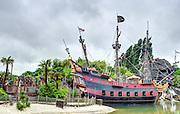 Pirates of the Caribbean, Eurodisney