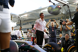 November 23, 2017 - Abu Dhabi, United Arab Emirates - Motorsports: FIA Formula One World Championship 2017, Grand Prix of Abu Dhabi, .Toto Wolff (AUT, Mercedes AMG Petronas Formula One Team) (Credit Image: © Hoch Zwei via ZUMA Wire)