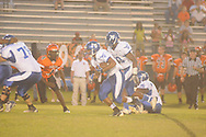 Water Valley's Jarard Smith (22) vs. Calhoun City in Calhoun City, Miss. on Friday, August 31, 2012.