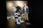 MARTIN SUMMERS, The Moncler Duck toy interpreted by artist Stuart Semple. Presented by Fraca Sozzani. Raleigh Hotel Miami Beach. 5 December 2008 *** Local Caption *** -DO NOT ARCHIVE-© Copyright Photograph by Dafydd Jones. 248 Clapham Rd. London SW9 0PZ. Tel 0207 820 0771. www.dafjones.com.