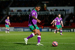 Mark Little of Bristol City in action - Photo mandatory by-line: Rogan Thomson/JMP - 07966 386802 - 03/01/2015 - SPORT - FOOTBALL - Doncaster, England - Keepmoat Stadium - Doncaster Rovers v Bristol City - FA Cup Third Round Proper.