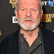 Terry Gilliam Arrivers at Premiere of documentary about the British film production company, Handmade Films, created by George Harrison of the Beatles on 27 March 2019, London, UK.