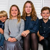 Hannah & Family portraits Nov 2018