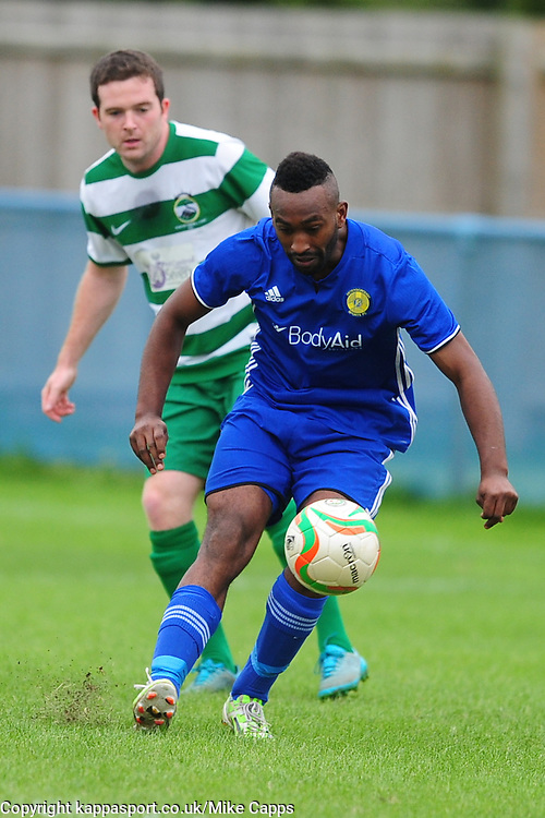 AVI VIERA PETERBOROUGH SPORTS FC, Peterborough Sports FC v Newport Pagnell FC Ucl Premier Division League Saturday 17th September 2016 Score 3-1<br /> Photo:Mike Capps