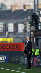 General view of Burnley manager Sean Dyche - Mandatory by-line: Jack Phillips/JMP - 23/02/2019 - FOOTBALL - Turf Moor - Burnley, England - Burnley v Tottenham Hotspur - English Premier League