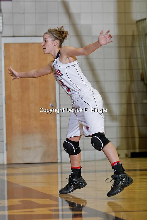 23 November 2009:  High school basketball action from the Veritas Tournament in Hammond, LA.