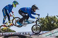 2018 UEC European Championships<br /> Sarrians, France<br /> Training<br /> maikun thrill