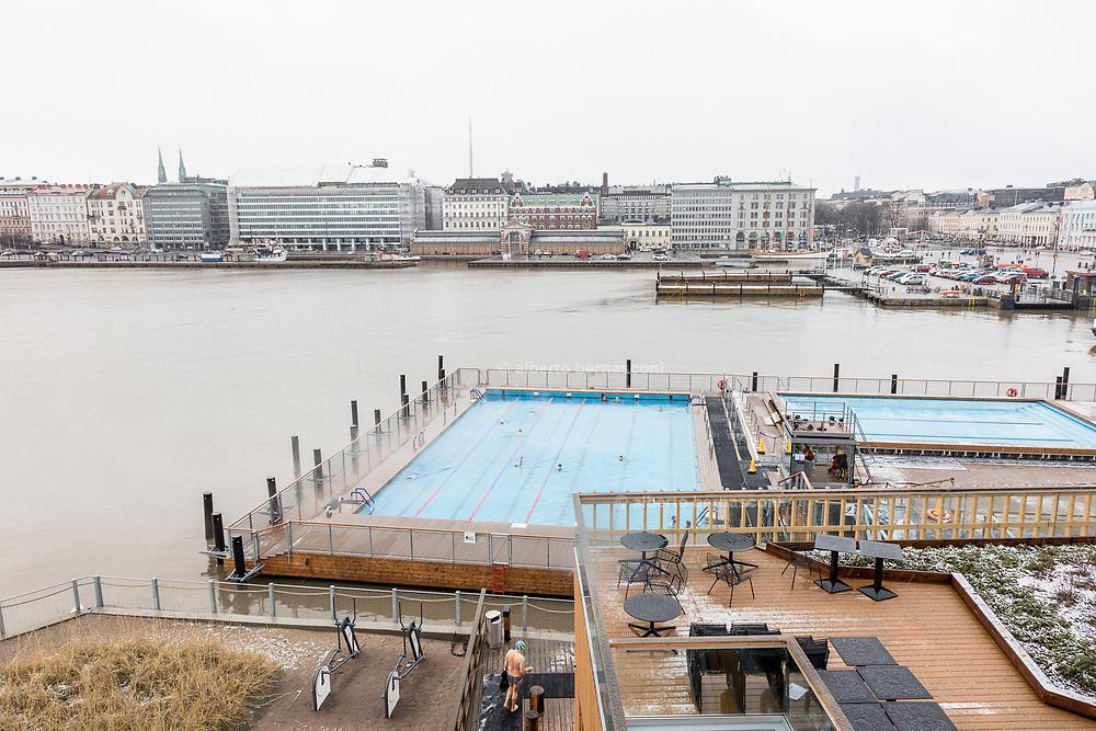 Helsinki, Allas seapool