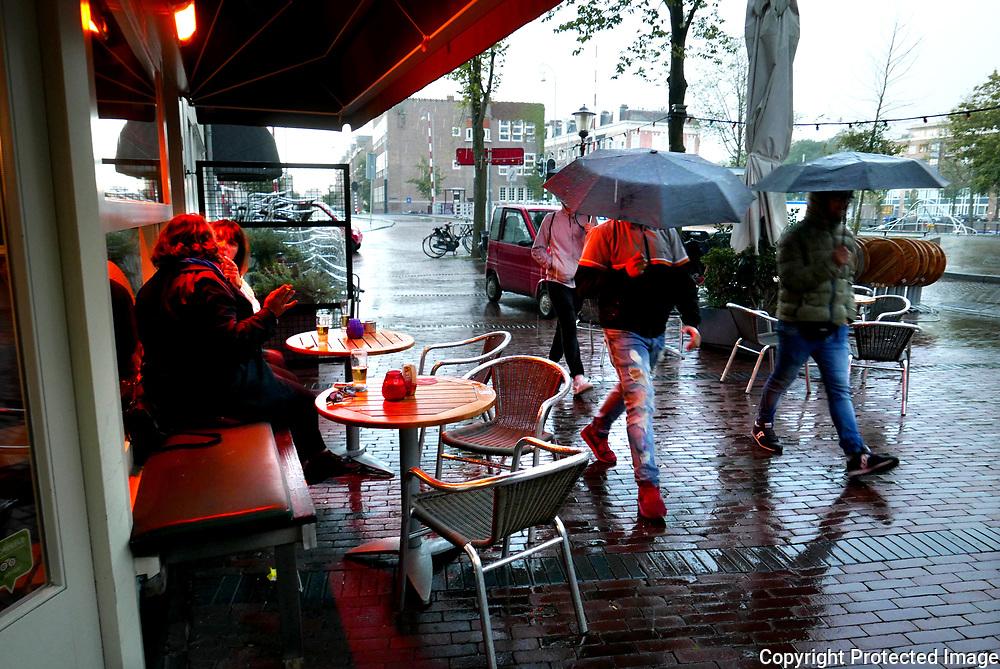 September 15, 2017 - 19:39<br /> The Netherlands, Amsterdam - Zoutkeetsgracht