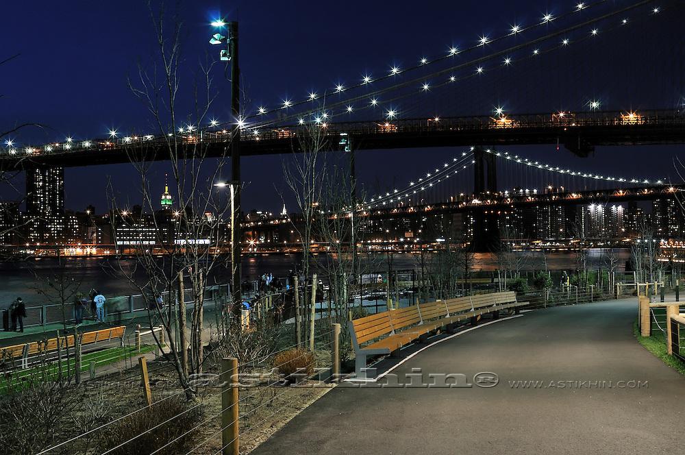 New part of Brooklyn Bridge Park