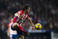November 18, 2017 - Madrid, Madrid, Spain - Savic during the match between Atletico de Madrid and Real Madrid, week 12 of La Liga at Wanda Metropolitano stadium, Madrid, SPAIN - 18th November of 2017. (Credit Image: © Jose Breton/NurPhoto via ZUMA Press)