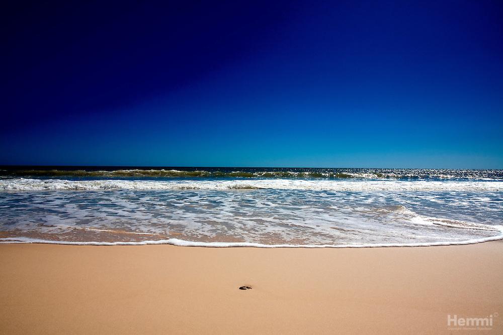 Bunbury beach, WA, Australia