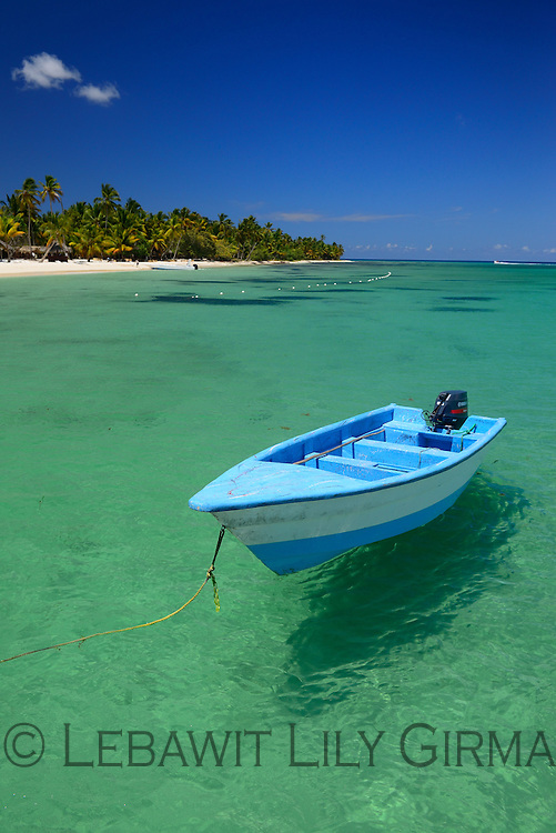 Saona Island, off the coast of Bayahibe<br />