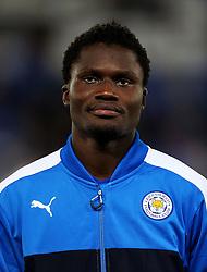 Daniel Amartey of Leicester City  - Mandatory by-line: Matt McNulty/JMP - 27/09/2016 - FOOTBALL - King Power Stadium - Leicester, England - Leicester City v FC Porto - UEFA Champions League