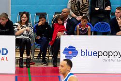 Mayor Marvin Rees - Photo mandatory by-line: Ryan Hiscott/JMP - 15/11/2019 - BASKETBALL - SGS Wise Arena - Bristol, England - Bristol Flyers v London City Royals - British Basketball League Cup