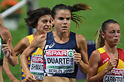 Sophie Duarte competes in women 10000m during the European Championships 2018, at Olympic Stadium in Berlin, Germany, Day 2, on August 8, 2018 - Photo Philippe Millereau / KMSP / ProSportsImages / DPPI