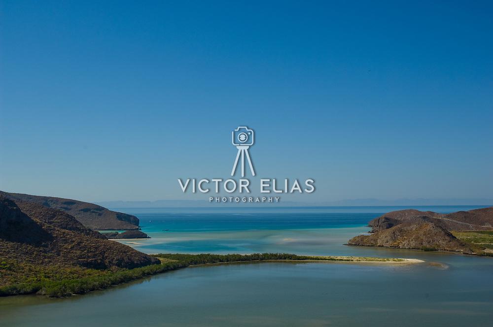 Bahia Balandra. La Paz. Baja California Sur, Mexico.