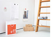 Corporate Identity for Design Label E15 by Sign Kommunikation, Photography Sabine Reitmaier