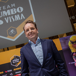 10-12-2019: Wielrennen: Teampresentatie Jumbo Visma: Amsterdam<br />Merijn Zeeman