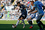 Leeds United midfielder Mateusz Klich (43)  during the EFL Sky Bet Championship match between Blackburn Rovers and Leeds United at Ewood Park, Blackburn, England on 20 October 2018.
