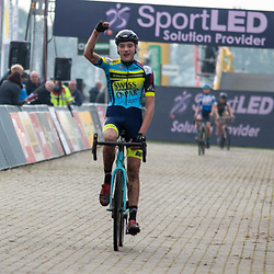 2019-10-13: Cycling: Superprestige: Gieten