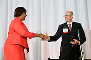 Crain's Cleveland Business 2011 Women of note awards luncheon. (photos/Pixelate Photography)  Crain's Cleveland Business 2011 Women of Note Luncheon at LeCenter on July 20.