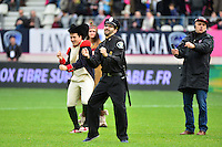 Animation - 28.03.2015 - Stade Francais / Clermont - 21e journee Top 14<br /> Photo : Dave Winter / Icon Sport