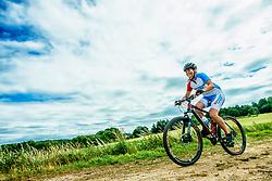 24-06-2017 NED: Training We Bike 2 Change Diabetes, Landgraaf<br /> Oefenweekend voor 15 deelnemers die in september de Tour de Mont Blanc gaan doen. Mari&euml;lle