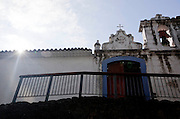 Vitoria_ES, Brasil...Capela de Santa Luzia, a primeira da cidade de Vitoria, Espirito Santo, datada do Sec. XVII...Santa Luzia Chapel in Vitoria, Espirito Santo, it was built in the seventeenth century...Foto: BRUNO MAGALHAES / NITRO