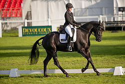 Powell Caroline, NZL, Rock Midnight<br /> Mondial du Lion - Le Lion d'Angers 2019<br /> © Hippo Foto - Dirk Caremans<br />  18/10/2019