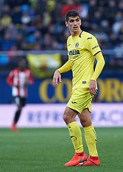 January 20, 2019 - Vila-Real, Castellon, Spain - Gerard Moreno of Villarreal during the La Liga Santander match between Villarreal and Athletic Club de Bilbao at La Ceramica Stadium on Jenuary 20, 2019 in Vila-real, Spain. (Credit Image: © AFP7 via ZUMA Wire)