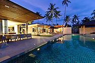 Swimming Pool, Inasia Villa, Lipa Noi, Koh Samui, Thailand