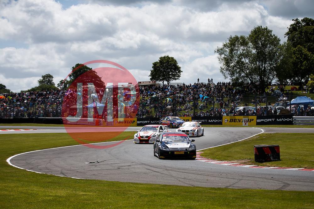 Eventual Race 1 Winner Jason Plato | #99 Team BMR Volkswagen CC | British Touring Car Championship Race 1 - Photo mandatory by-line: Rogan Thomson/JMP - 07966 386802 - 07/06/2015 - SPORT - MOTORSPORT - Little Budworth, England - Oulton Park Circuit.
