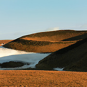 These cinder cones are found in the north of Iceland near lake Myvatn.