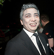 ANDRE DANG, Browns Focus Halloween party. Shepherds Bush pavilion. Shepherds Bush. London. 30 October 2009