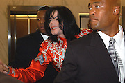 March 31, 2004 Capitol Hill, Washington, D.C..(C ) 2004 Sandy Schaeffer, MAI.Michael Jackson makes a visits to Capitol Hill to talk to law makers about AIDS in Africa...
