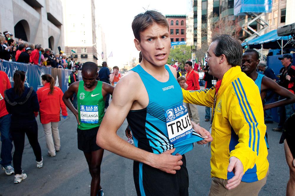 Ben True, winner