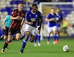 Wes Harding of Birmingham City - Mandatory by-line: Paul Roberts/JMP - 22/08/2017 - FOOTBALL - St Andrew's Stadium - Birmingham, England - Birmingham City v Bournemouth - Carabao Cup