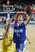 DESCRIZIONE : Frosinone Lega Basket A2 2011-12  Prima Veroli Centrle del Latte Brescia<br /> <br /> GIOCATORE : Lorenzo Gergati<br /> <br /> CATEGORIA : tiro<br /> <br /> SQUADRA : Centrale del Latte Brescia<br /> <br /> EVENTO : Campionato Lega A2 2011-2012<br /> <br /> GARA : Prima Veroli Centrale del Latte Brescia <br /> <br /> DATA : 18/03/2012<br /> <br /> SPORT : Pallacanestro <br /> <br /> AUTORE : Agenzia Ciamillo-Castoria/ A.Ciucci<br /> <br /> Galleria : Lega Basket A2 2011-2012 <br /> <br /> Fotonotizia : Frosinone Lega Basket A2 2011-12 Prima Veroli Centrale del Latte Brescia<br /> <br /> Predefinita :