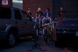 03 JUN 2010:  B Cycles throughout Denver,Colorado. (Joshua Duplechian/Rich Clarkson & Associates,LLC)