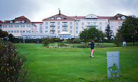 WESTERBURG , DUITSLAND - Lindner Hotel, Golf Club Wiesensee bij Lindner Hotel & Sporting Club Wiesensee in Westerburg (Westerwald). COPYRIGHT KOEN SUYK