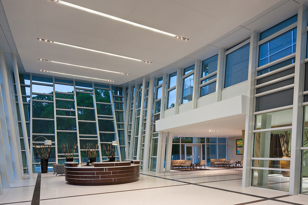 Federal Office Building Lobby 01 - Atlanta, GA