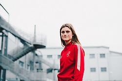 Vita van der Linden signs for Bristol City Women - Rogan/JMP - 21/07/2019 - FOOTBALL - Stoke Gifford Stadium - Bristol, England.