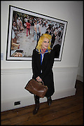 PAM HOGG, Chris Stein / Negative: Me, Blondie, and The Advent of Chris Stein / Negative: Me, Blondie, and The Advent of Punk - private view, Somerset House, the Strand. London. 5 November 2014.