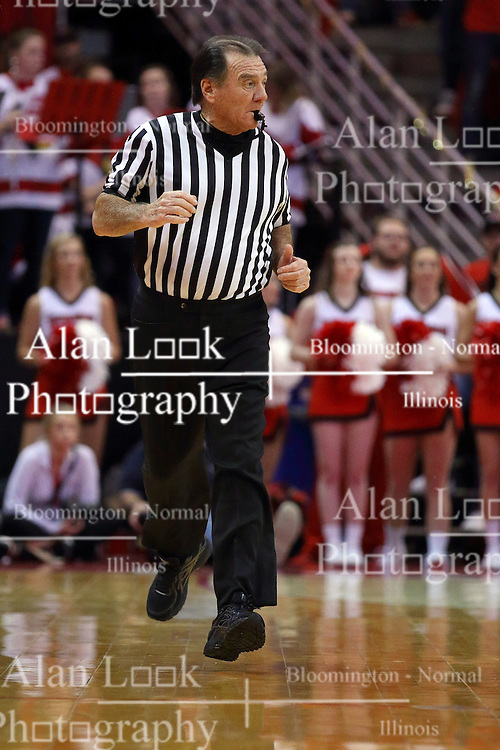 04 December 2016:   Tom O'Neill during an NCAA  mens basketball game between the New Mexico Lobos the Illinois State Redbirds in a non-conference game at Redbird Arena, Normal IL