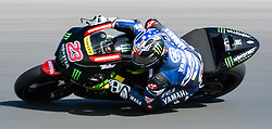 October 20, 2017 - Melbourne, Victoria, Australia - Australian rider Broc Parkes (#23) of Monster Yamaha Tech 3 in action during the second free practice session at the 2017 Australian MotoGP at Phillip Island, Australia. (Credit Image: © Theo Karanikos via ZUMA Wire)