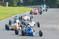 #105 Nick BARNES Swift FB89  during Avon Tyres Northern Formula Ford 1600 Championship  as part of the BRSCC Mazda MX5 & Formula Ford Race Day at Oulton Park, Little Budworth, Cheshire, United Kingdom. August 03 2019. World Copyright Peter Taylor/PSP. Copy of publication required for printed pictures.