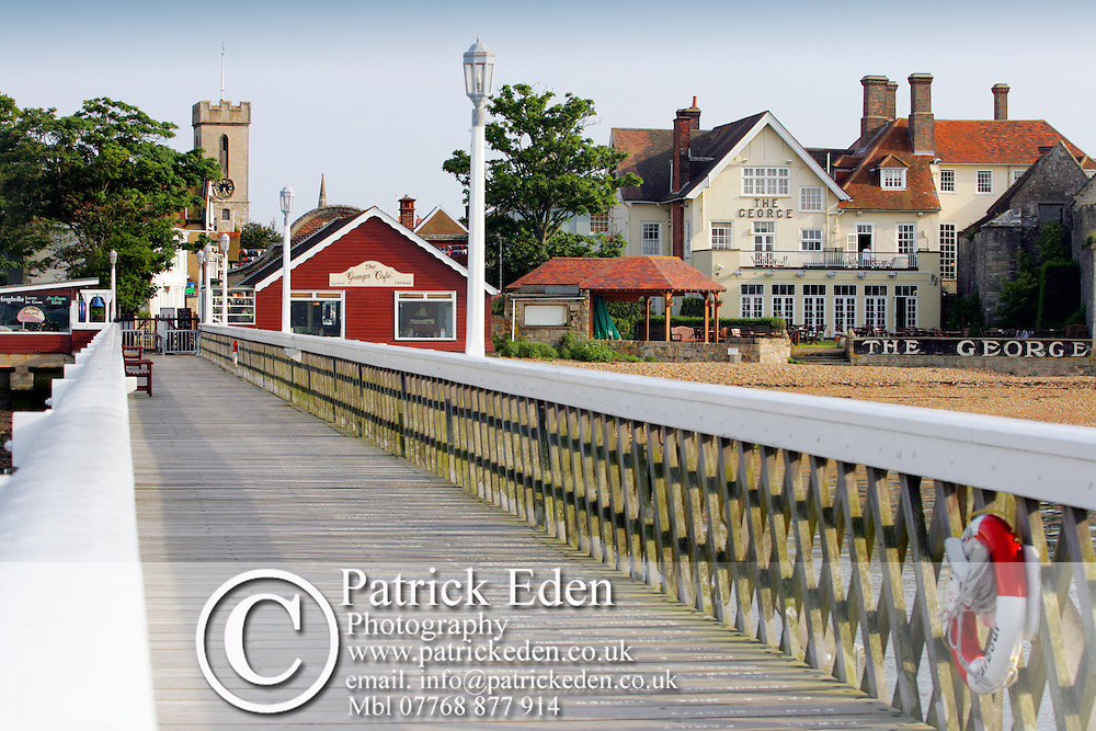 George Hotel Photographs of the Isle of Wight by photographer Patrick Eden photography photograph canvas canvases