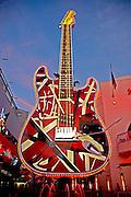 Hard Rock Cafe Restaurant at Universal City Walk in LA